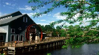 Holidays in Disney's Port Orleans Riverside by TailorMadeFlorida.com