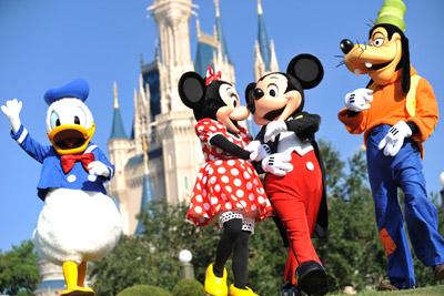 Disney Florida Holiday