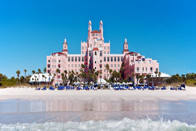 Don Cesar Beach Resort St Petes