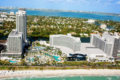 The Fontainebleau Hotel