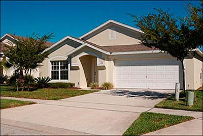 Hampton Lakes Florida Villa