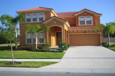 Watersong Florida Villa Holiday